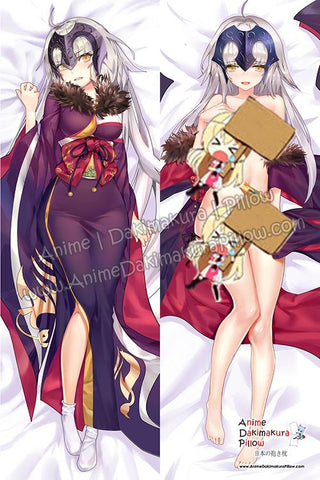 ADP-Jeanne-d-Arc-Fate-Grand-Order-Anime-Dakimakura-Japanese-Hugging-Body-Pillow-Cover-H3913-B