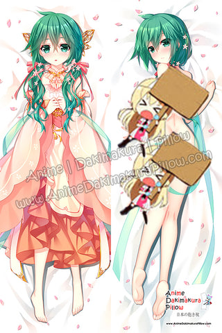 ADP Natsumi - Date A Live Anime Dakimakura Japanese Hugging Body Pillow Cover H3931-B