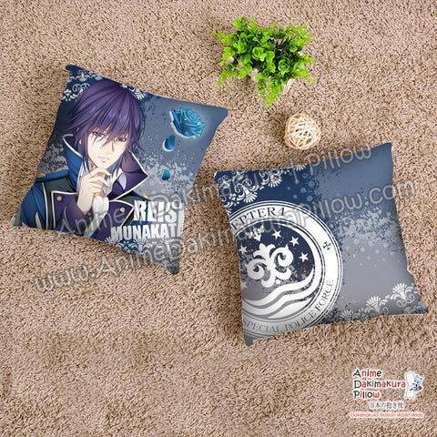 New-Reisi-Munakata-K-Project-Male-Anime-Dakimakura-Square-Pillow-Cover-H4000055