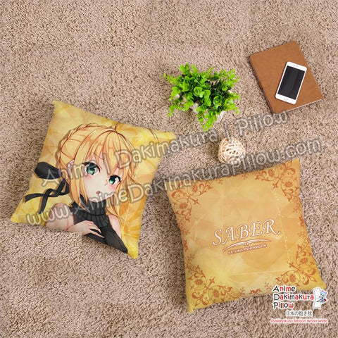 New-Saber-Fate-Anime-Dakimakura-Square-Pillow-Cover-H4000061