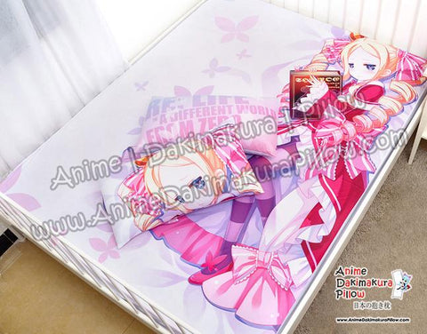 New-Beatrice--Re-Zero-Japanese-Anime-Bed-Blanket-or-Duvet-Cover-with-Pillow-Covers-H6000007
