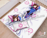 New-D-Va--Overwatch-Japanese-Anime-Bed-Blanket-or-Duvet-Cover-with-Pillow-Covers-H6000010-A