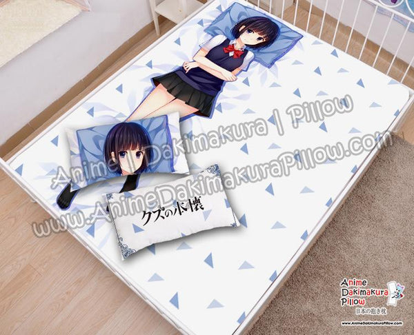 New-Hanabi-Yasuraoka--Scum's-Wish-Japanese-Anime-Bed-Blanket-or-Duvet-Cover-with-Pillow-Covers-H6000014-A