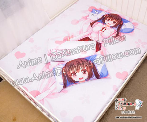 New-Nana-Ebina-Himouto!-Umaru-chan-Japanese-Anime-Bed-Blanket-or-Duvet-Cover-with-Pillow-Covers-H6000026