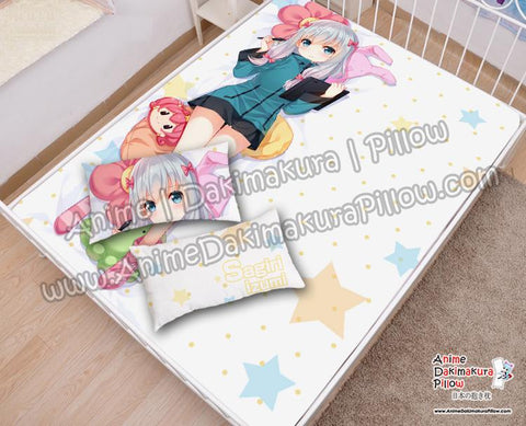 New-Sagiri-Izumi--Eromanga-Sensei-Japanese-Anime-Bed-Blanket-or-Duvet-Cover-with-Pillow-Covers-H6000029-A