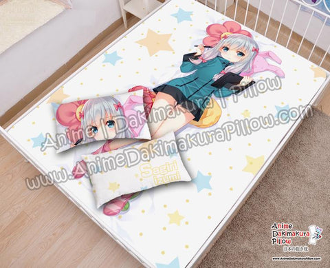New-Sagiri-Izumi--Eromanga-Sensei-Japanese-Anime-Bed-Blanket-or-Duvet-Cover-with-Pillow-Covers-H6000029-B
