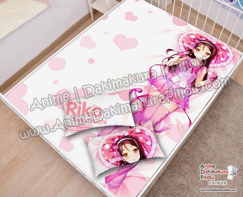 New-Sakurauchi-Riko--Love-Live!-Sunshine-Japanese-Anime-Bed-Blanket-or-Duvet-Cover-with-Pillow-Covers-H6000031-A