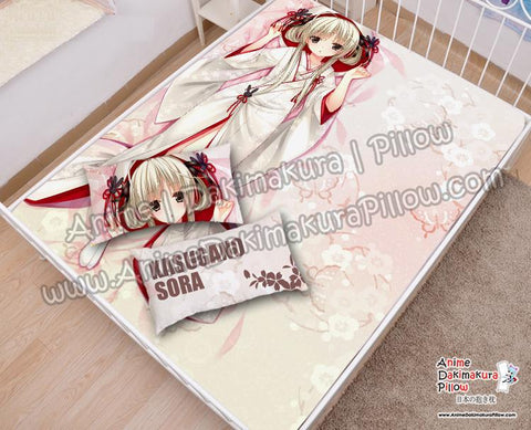 New-Sora-Kasugano--Yosuga-no-Sora-Japanese-Anime-Bed-Blanket-or-Duvet-Cover-with-Pillow-Covers-H6000034-A
