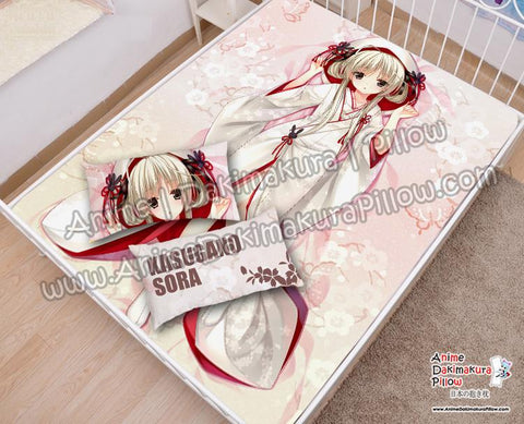 New-Sora-Kasugano--Yosuga-no-Sora-Japanese-Anime-Bed-Blanket-or-Duvet-Cover-with-Pillow-Covers-H6000034-B