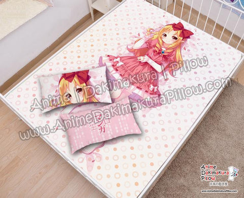 New-Yamada-Elf--Eromanga-Sensei-Japanese-Anime-Bed-Blanket-or-Duvet-Cover-with-Pillow-Covers-H6000041-A