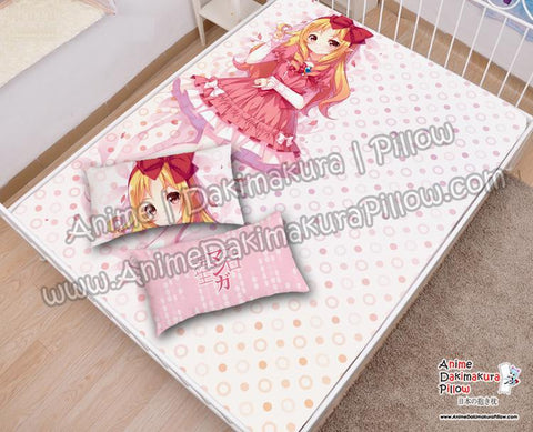 New-Yamada-Elf--Eromanga-Sensei-Japanese-Anime-Bed-Blanket-or-Duvet-Cover-with-Pillow-Covers-H6000041-B
