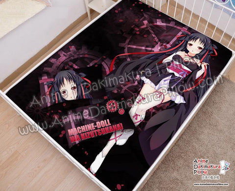 New-Yaya--Unbreakable-Machine-Doll-Japanese-Anime-Bed-Blanket-or-Duvet-Cover-with-Pillow-Covers-H6000043-B