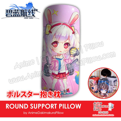 New-Azur-Lane-Japanese-Anime-Comfort-Neck-and-Support-Mini-Round-Roll-Bolster-Dakimakura-Pillow-H800013