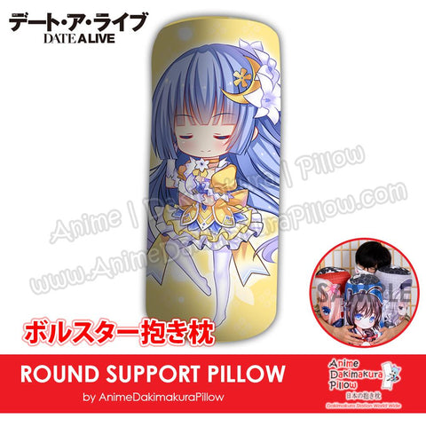 New-Miku-Izayoi-Date-A-Live-Japanese-Anime-Comfort-Neck-and-Support-Mini-Round-Roll-Bolster-Dakimakura-Pillow-H800025