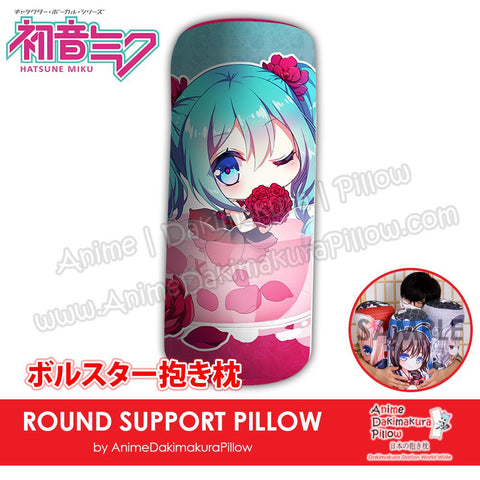 New-Hatsune-Miku-Vocaloid-Japanese-Anime-Comfort-Neck-and-Support-Mini-Round-Roll-Bolster-Dakimakura-Pillow-H800069