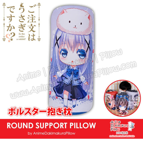 New-Chino-Kafu-Is-the-Order-a-Rabbit-Japanese-Anime-Comfort-Neck-and-Support-Mini-Round-Roll-Bolster-Dakimakura-Pillow-H800075