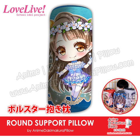 New-Kotori-Minami-Love-Live!-Japanese-Anime-Comfort-Neck-and-Support-Mini-Round-Roll-Bolster-Dakimakura-Pillow-H800117