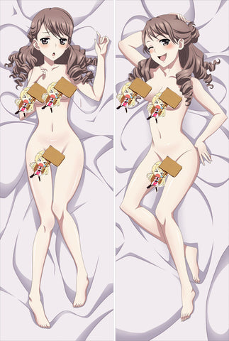 New Hanairo Hanasaku Iroha Anime Dakimakura Japanese Pillow Cover MGF-9114 - Anime Dakimakura Pillow Shop | Fast, Free Shipping, Dakimakura Pillow & Cover shop, pillow For sale, Dakimakura Japan Store, Buy Custom Hugging Pillow Cover - 1