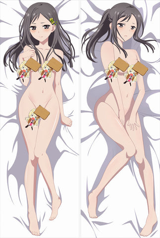 New Hanairo Hanasaku Iroha Anime Dakimakura Japanese Pillow Cover HK8 - Anime Dakimakura Pillow Shop | Fast, Free Shipping, Dakimakura Pillow & Cover shop, pillow For sale, Dakimakura Japan Store, Buy Custom Hugging Pillow Cover - 1