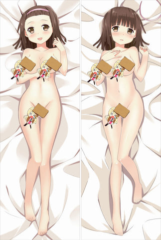 New Ghostory Anime Dakimakura Japanese Pillow Cover HW22 - Anime Dakimakura Pillow Shop | Fast, Free Shipping, Dakimakura Pillow & Cover shop, pillow For sale, Dakimakura Japan Store, Buy Custom Hugging Pillow Cover - 1