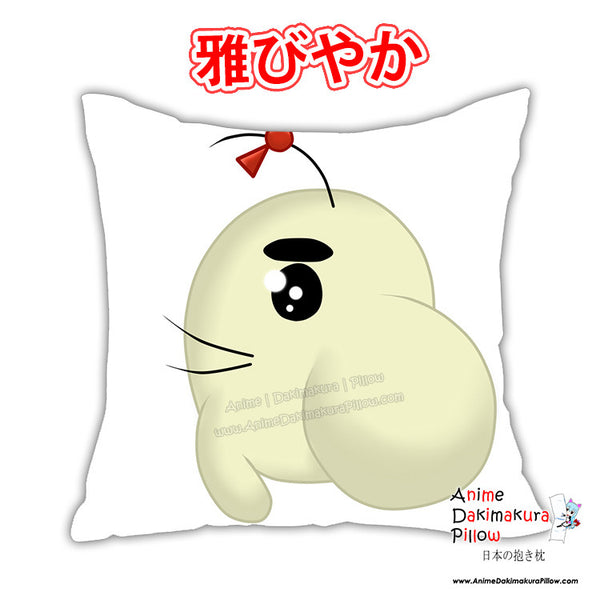 New Earthbound Anime Dakimakura Square Pillow Cover Custom Designer Kitsune300 ADC291