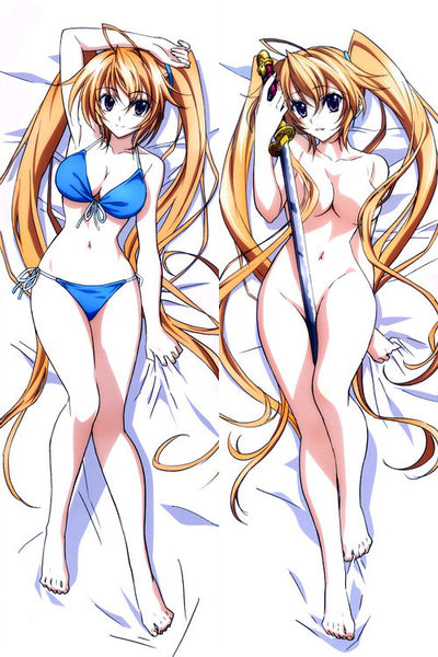 New  High School DXD Anime Dakimakura Japanese Pillow Cover High School DXD1