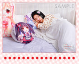 New-Tohka-Yatogami-Date-A-Live-Anime-Hand-Pillow-Cushion-Comfortable-Fleece-Flannel-Hand-Warmer-Travel-Pillow-H130025