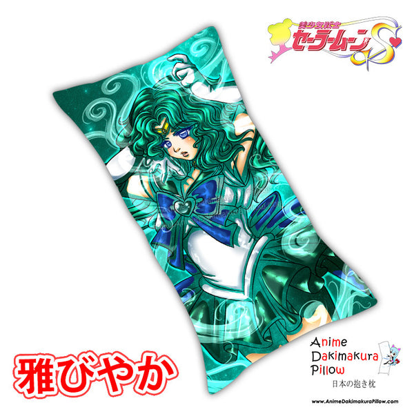 New Sailor Moon Anime Dakimakura Rectangle Pillow Cover Custom Designer ImHisEternalAngel ADC151 - Anime Dakimakura Pillow Shop | Fast, Free Shipping, Dakimakura Pillow & Cover shop, pillow For sale, Dakimakura Japan Store, Buy Custom Hugging Pillow Cover - 1