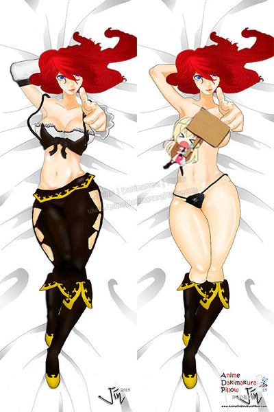 New Miss Fortune - League of Legends Anime Dakimakura Japanese Pillow Cover Custom Designer JinIwashita ADC234 - Anime Dakimakura Pillow Shop | Fast, Free Shipping, Dakimakura Pillow & Cover shop, pillow For sale, Dakimakura Japan Store, Buy Custom Hugging Pillow Cover - 1