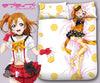 New Kousaka Honoka - Love Live Japanese Anime Bed Blanket or Duvet Cover with Pillow Covers Blanket 2 - Anime Dakimakura Pillow Shop | Fast, Free Shipping, Dakimakura Pillow & Cover shop, pillow For sale, Dakimakura Japan Store, Buy Custom Hugging Pillow Cover - 1