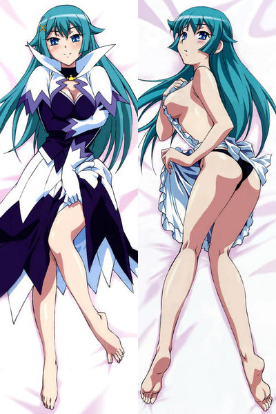 New  Kaitou Tenshi Twin Angel Anime Dakimakura Japanese Pillow Cover Kaitou Tenshi1 - Anime Dakimakura Pillow Shop | Fast, Free Shipping, Dakimakura Pillow & Cover shop, pillow For sale, Dakimakura Japan Store, Buy Custom Hugging Pillow Cover - 1