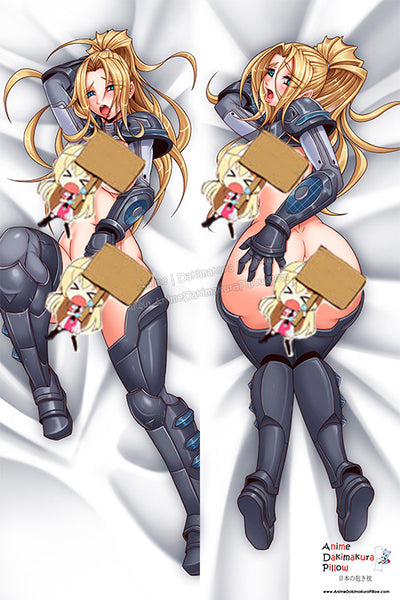 New Nova Terra - Star Craft Anime Dakimakura Japanese Pillow Cover Custom Designer Karosu-Maker ADC246