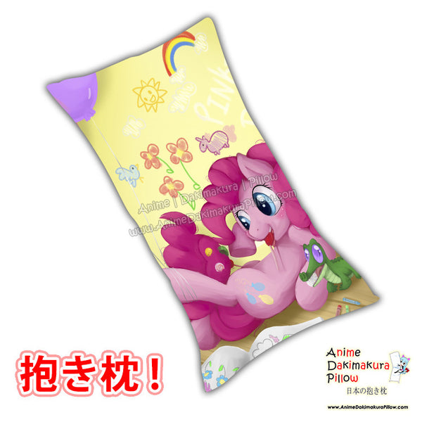 New Komikur - Pinkie Pi Anime Dakimakura Japanese Rectangle Pillow Cover Custom Designer Savanna E Reynolds - 3 ADC661