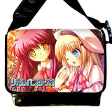 New Little Busters Anime Shoulder - 2 Size (Medium / Large) Bag5 - Anime Dakimakura Pillow Shop | Fast, Free Shipping, Dakimakura Pillow & Cover shop, pillow For sale, Dakimakura Japan Store, Buy Custom Hugging Pillow Cover - 1