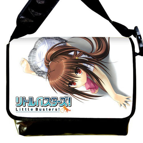 New Little Busters Anime Shoulder - 2 Size (Medium / Large) Bag7 - Anime Dakimakura Pillow Shop | Fast, Free Shipping, Dakimakura Pillow & Cover shop, pillow For sale, Dakimakura Japan Store, Buy Custom Hugging Pillow Cover - 1