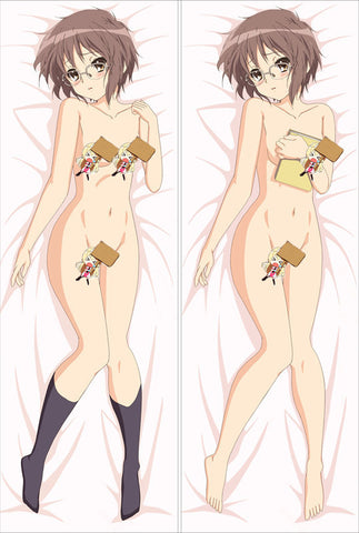 New The Melancholy of Suzumiya Spring Anime Dakimakura Japanese Pillow Cover LG16 - Anime Dakimakura Pillow Shop | Fast, Free Shipping, Dakimakura Pillow & Cover shop, pillow For sale, Dakimakura Japan Store, Buy Custom Hugging Pillow Cover - 1