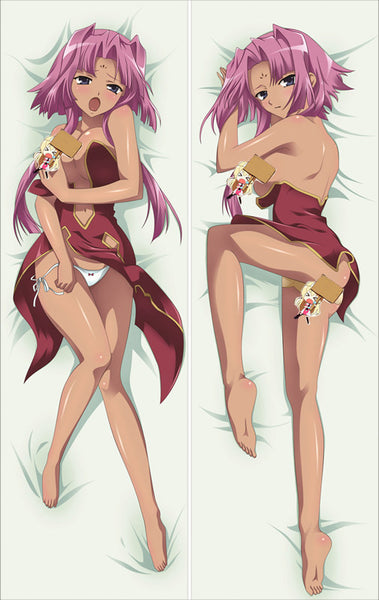 New Koihime Muso Anime Dakimakura Japanese Pillow Cover LJ7 - Anime Dakimakura Pillow Shop | Fast, Free Shipping, Dakimakura Pillow & Cover shop, pillow For sale, Dakimakura Japan Store, Buy Custom Hugging Pillow Cover - 1