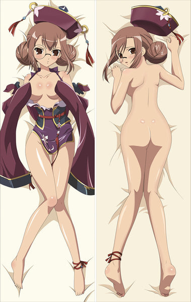 New Koihime Muso Anime Dakimakura Japanese Pillow Cover LJ10 - Anime Dakimakura Pillow Shop | Fast, Free Shipping, Dakimakura Pillow & Cover shop, pillow For sale, Dakimakura Japan Store, Buy Custom Hugging Pillow Cover - 1