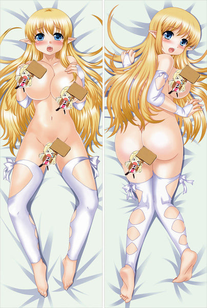 New The Familiar of Zero Anime Dakimakura Japanese Pillow Cover LM11