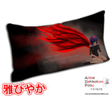 New Touka Kirishima - Tokyo Ghoul Anime Dakimakura Japanese Pillow Cover Custom Designer Lia-Nailo ADC352 - Anime Dakimakura Pillow Shop | Fast, Free Shipping, Dakimakura Pillow & Cover shop, pillow For sale, Dakimakura Japan Store, Buy Custom Hugging Pillow Cover - 1