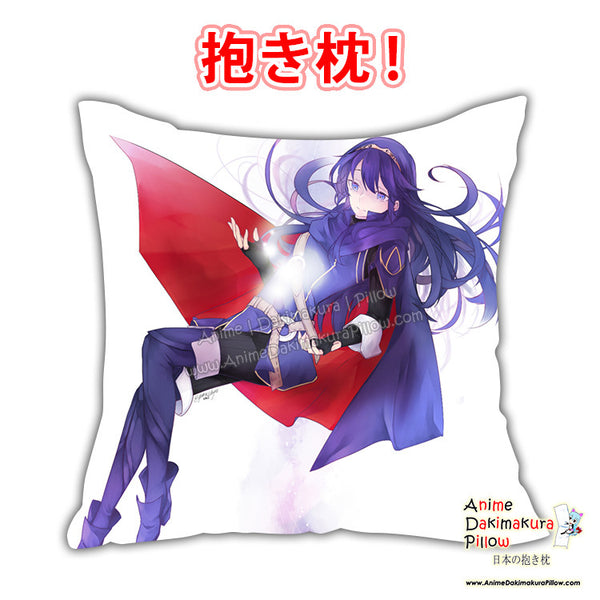 New Lucina - Fire Emblem Anime Dakimakura Square Pillow Cover Custom Designer Yamazaki Shyn ADC729