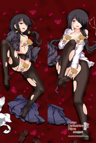 New Date A Live  Anime Dakimakura Japanese Pillow Cover ContestNinetyFive 6 MGF-11086 - Anime Dakimakura Pillow Shop | Fast, Free Shipping, Dakimakura Pillow & Cover shop, pillow For sale, Dakimakura Japan Store, Buy Custom Hugging Pillow Cover - 1