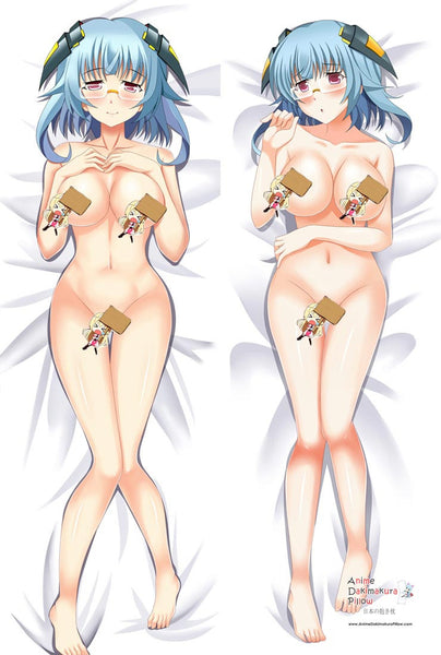 New Anime Dakimakura Japanese Pillow Cover MGF 12026