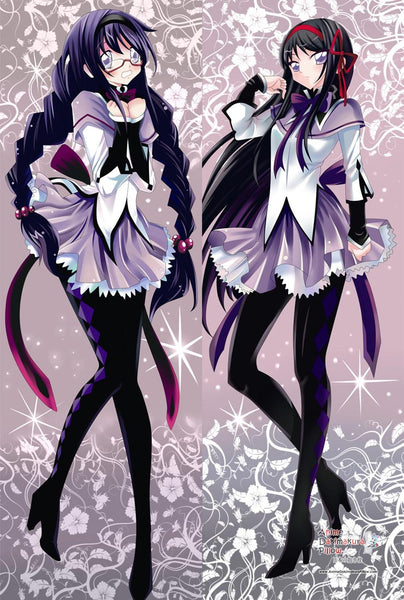 New Puella Magi Madoka Magica Homura Akemi Anime Dakimakura Japanese Pillow Cover MGF 12028 - Anime Dakimakura Pillow Shop | Fast, Free Shipping, Dakimakura Pillow & Cover shop, pillow For sale, Dakimakura Japan Store, Buy Custom Hugging Pillow Cover - 1