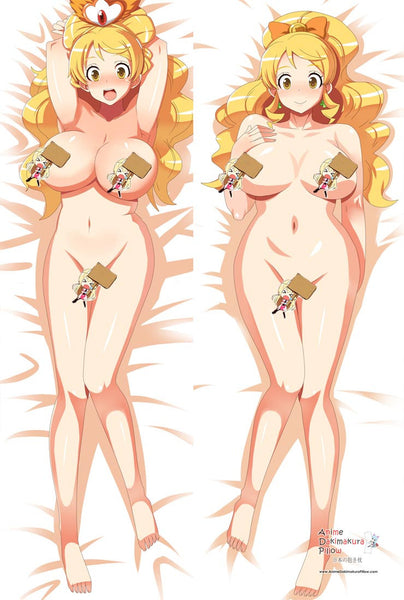 New Precure Anime Dakimakura Japanese Pillow Cover MGF 12052 - Anime Dakimakura Pillow Shop | Fast, Free Shipping, Dakimakura Pillow & Cover shop, pillow For sale, Dakimakura Japan Store, Buy Custom Hugging Pillow Cover - 1