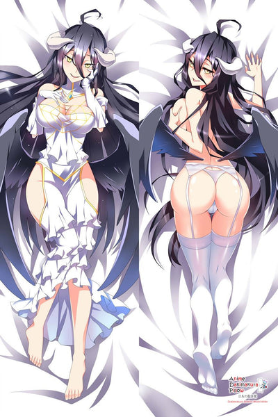New Albeno - Overlord Anime Dakimakura Japanese Hugging Body Pillow Cover MGF-510029