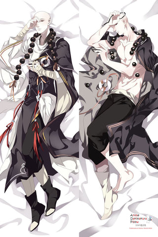 New Jian Wang Game Male Anime Dakimakura Japanese Hugging Body Pillow Cover MGF-510044 - Anime Dakimakura Pillow Shop | Fast, Free Shipping, Dakimakura Pillow & Cover shop, pillow For sale, Dakimakura Japan Store, Buy Custom Hugging Pillow Cover - 1
