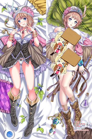 New Atelier Rorona - The Alchemist of Arland Anime Dakimakura Japanese Hugging Body Pillow Cover MGF-511008 - Anime Dakimakura Pillow Shop | Fast, Free Shipping, Dakimakura Pillow & Cover shop, pillow For sale, Dakimakura Japan Store, Buy Custom Hugging Pillow Cover - 1