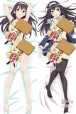 New Utaha Kasumigaoka - SaeKano Anime Dakimakura Japanese Hugging Body Pillow Cover MGF-511011 - Anime Dakimakura Pillow Shop | Fast, Free Shipping, Dakimakura Pillow & Cover shop, pillow For sale, Dakimakura Japan Store, Buy Custom Hugging Pillow Cover - 1