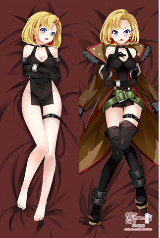 New Maria The Virgin Witch Maria Anime Dakimakura Japanese Pillow Cover MGF-54042 - Anime Dakimakura Pillow Shop | Fast, Free Shipping, Dakimakura Pillow & Cover shop, pillow For sale, Dakimakura Japan Store, Buy Custom Hugging Pillow Cover - 1